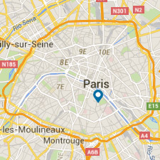 Mapa París - Viaje a Paris - El País Viajes