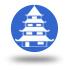icono pagoda china