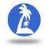 icono playa