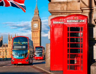 Oferta Vuelo + Hotel Londres