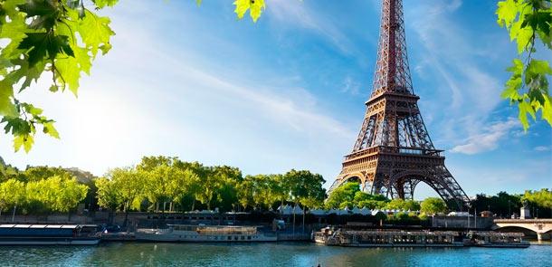 Oferta Vuelo + Hotel París