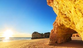 Playa Costa de Algarve