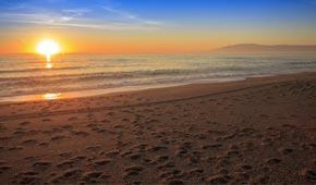 Playa Costa Almería
