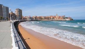 Playa Costa de Asturias