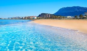 Playa Costa Blanca