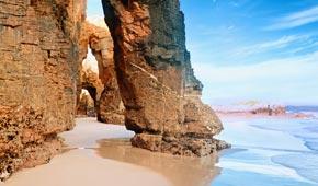 Playa Costa de Galicia