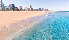 Playa Costa de Valencia