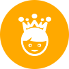 niños-gratis-icono
