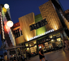 Starbucks Coffee - Disney Village