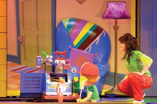 atraccion Playhouse Disney Live on Stage - Walt Disney Studio