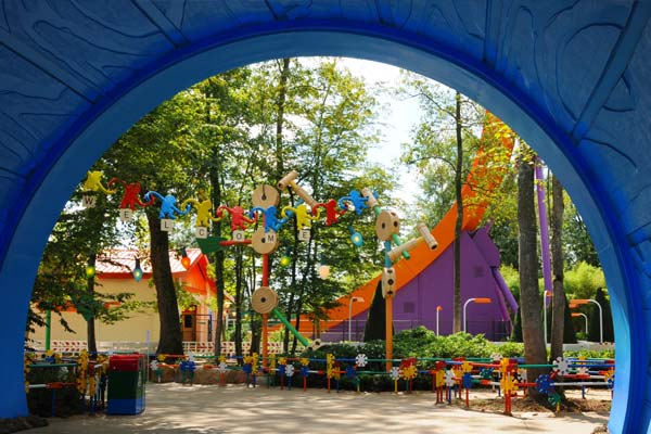 Atraccion Toy Story Playland - Walt Disney Studios