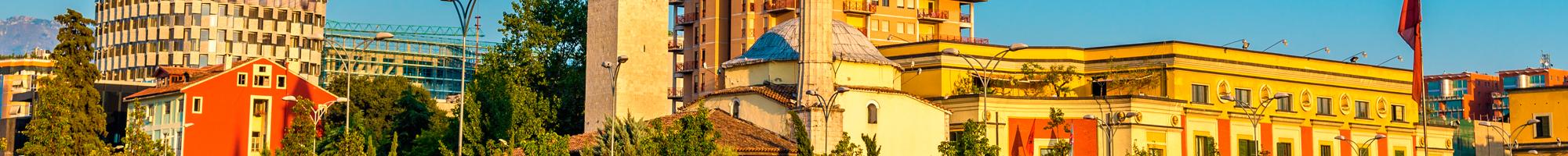 Hoteles con todo incluído en Tirana