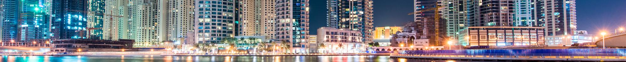 Hoteles en Emiratos Árabes Unidos