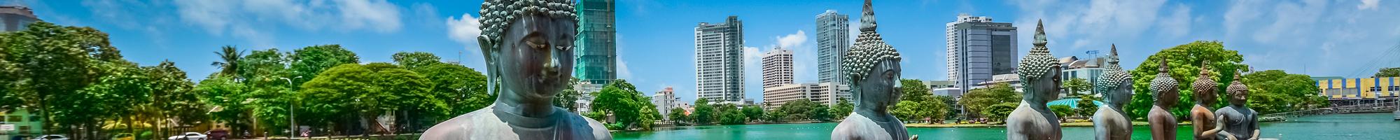 Hoteles en Colombo