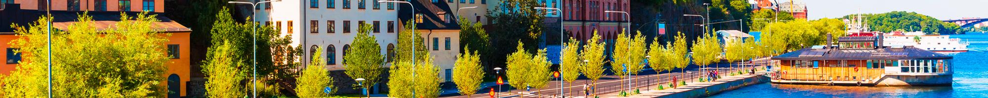 Hoteles en Suecia