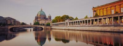 Hoteles baratos en Berlín