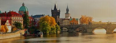 Hoteles baratos en Praga