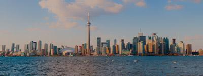 Hoteles baratos en Toronto
