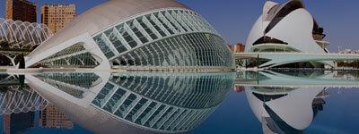 Hoteles baratos en Valencia