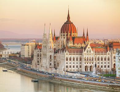 Budapest-Praga