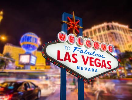 Ciudad de Las Vegas - Panorámica de Las Vegas