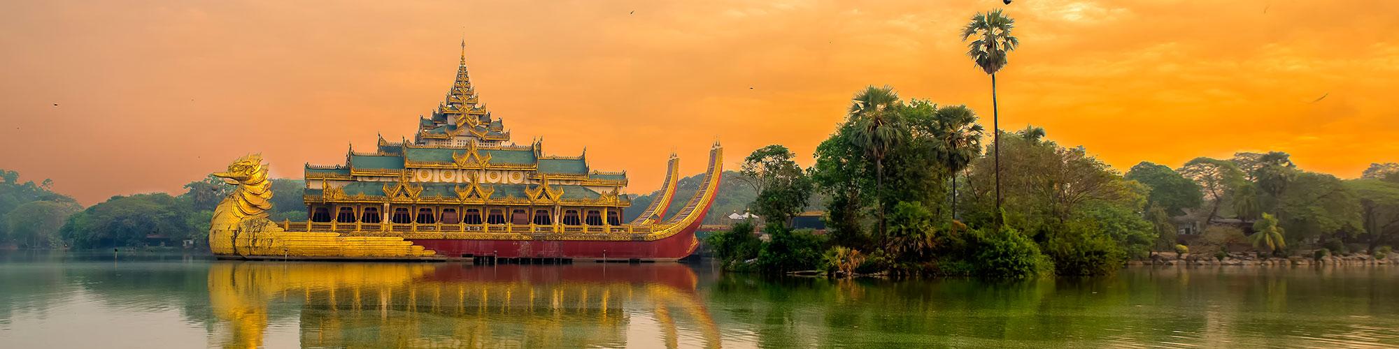 Birmania, el país más puro del Sudeste asiático - El País Viajes