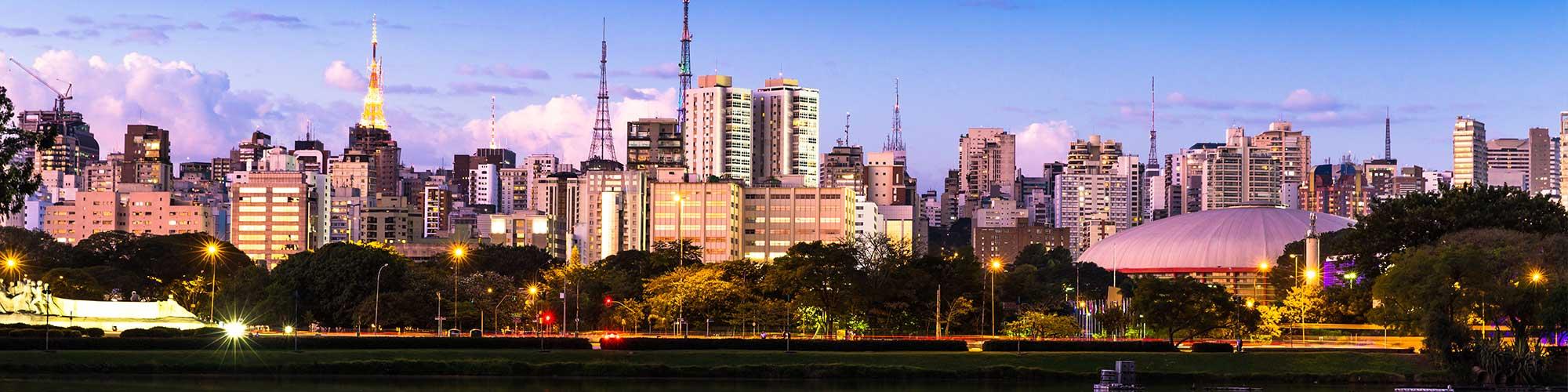 Brasil, fusión de capitales - EL PAÍS Viajes