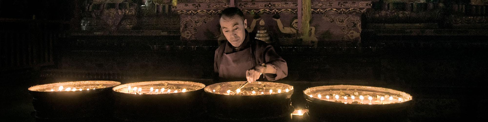 El Tíbet en India - El Pais Viajes