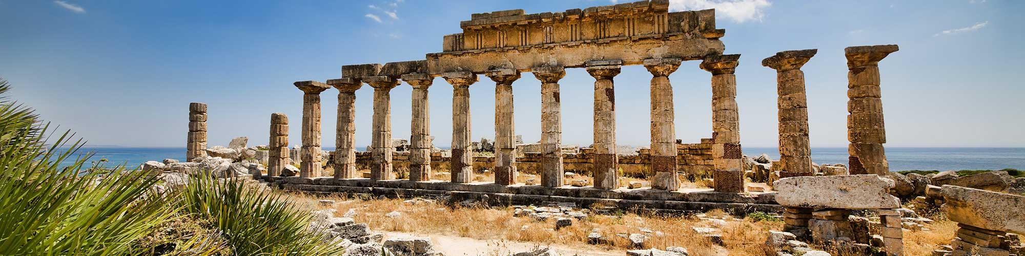 Trinacia, el granero de helios: un viaje arqueológico a Sicilia  - EL PAÍS Viajes