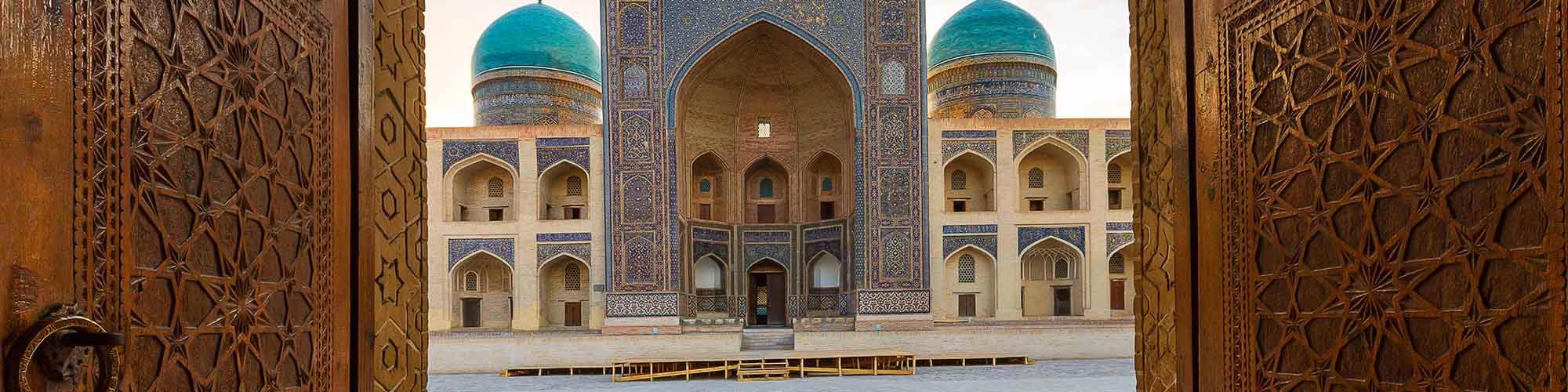 Uzbequistán: Ciudades míticas de la ruta de la seda - EL PAIS Viajes