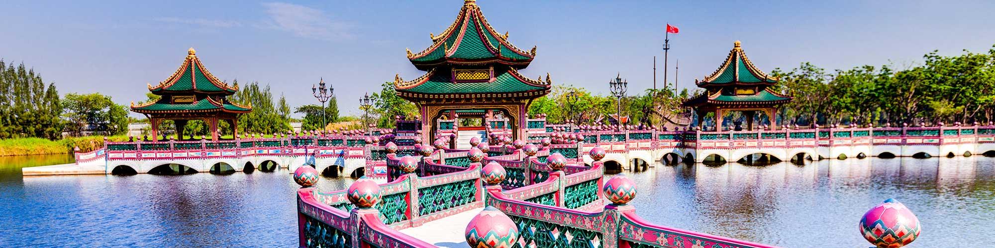 El reino de Siam y el festival de las aguas - EL PAÍS Viajes