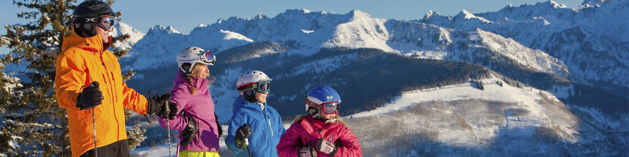 Esquí en familia en El Tirol. Zillertal Valley, Austria - El País Viajes