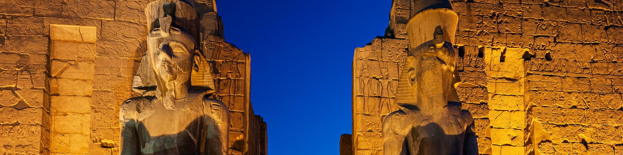 Eterno Egipto - El País Viajes