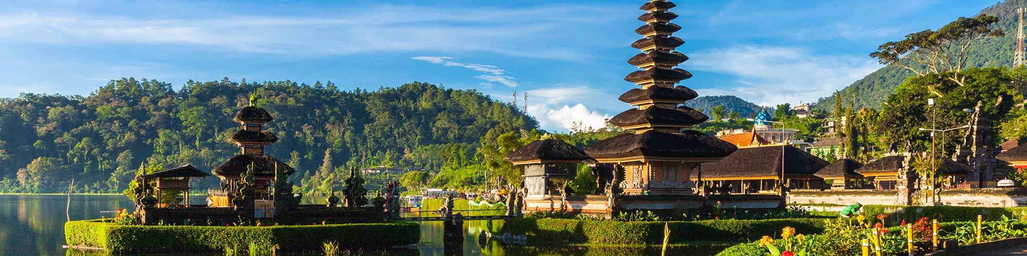 Pura Ulun Danu Bratan, Bali, Indonesia - El Pais Viajes