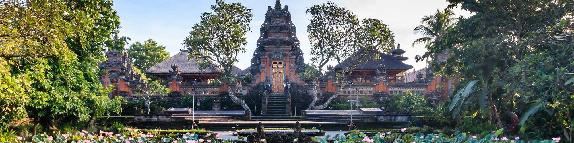 Templo flor de loto, Bali, Indonesia - El Pais Viajes