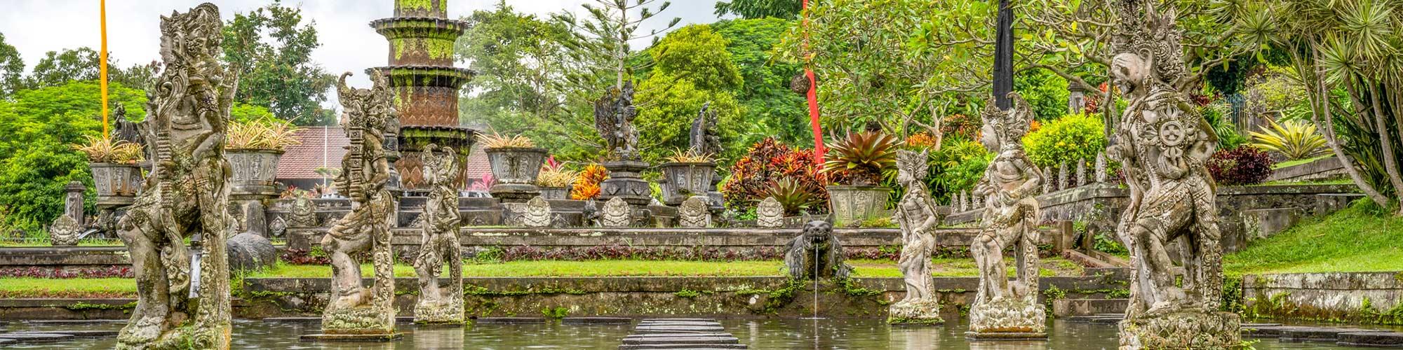 Palace de Tirta Gangga, Karangasem, Indonesia - El Pais Viajes