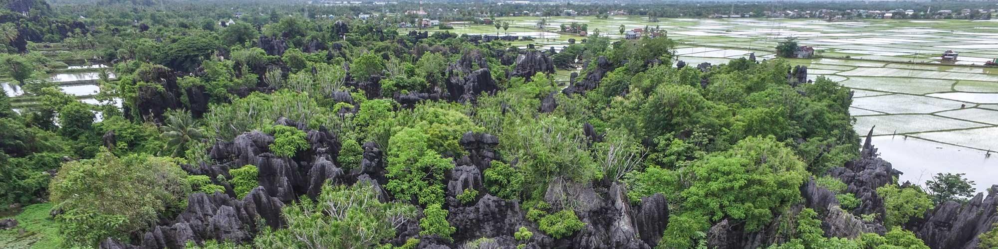 Rammang Rammang la isla de Sulawesi - El Pais Viajes