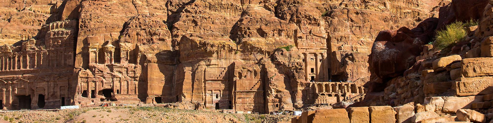 Jordania: Ciudades antiguas y vistas al desierto - El País Viajes