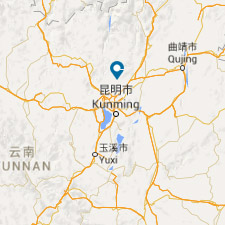 Mapa Kunming - viaje a China, Yunnan - El Pais Viajes