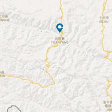 Mapa Yuanyang- viaje a China, Yunnan - El Pais Viajes