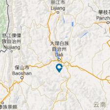 Mapa Dali - viaje a China, Yunnan - El Pais Viajes