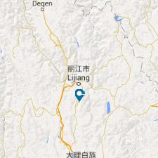 Mapa Lijiang- viaje a China, Yunnan - El Pais Viajes