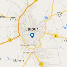 Mapa Jaipur - Viaje a La India - El País Viajes