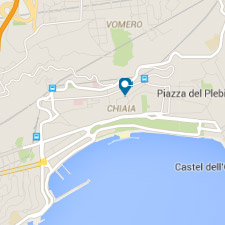 Mapa Nápoles - Viaje a Nápoles - El País Viajes