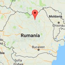 Mapa Rumanía - Los Cárpatos, una frontera mágica. - El Pais Viajes