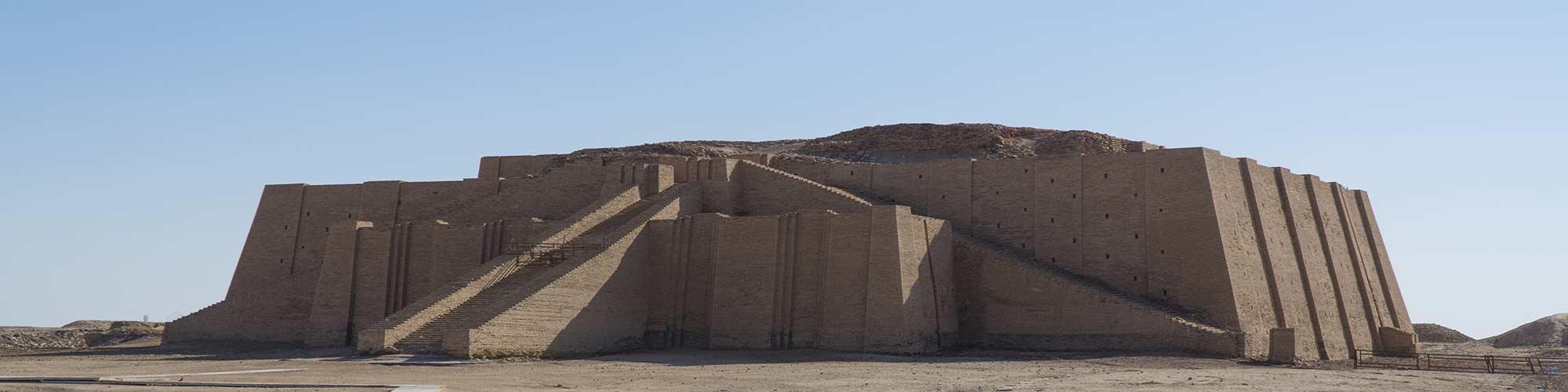 Ziggurat UR - El Pais Viajes