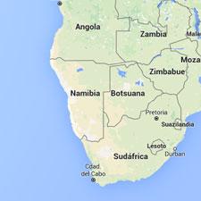 Namibia - EL PAIS Viajes