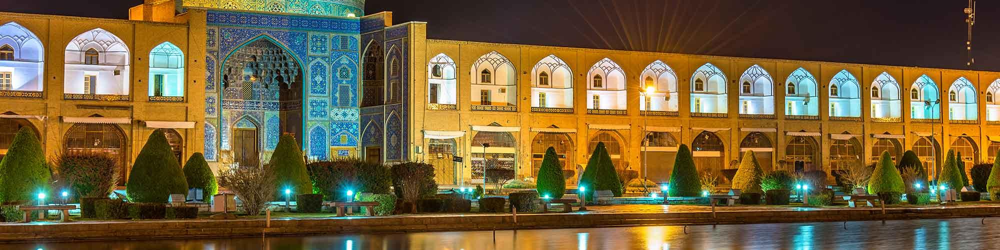 Persia: Los jardines y el fuego - El País Viajes