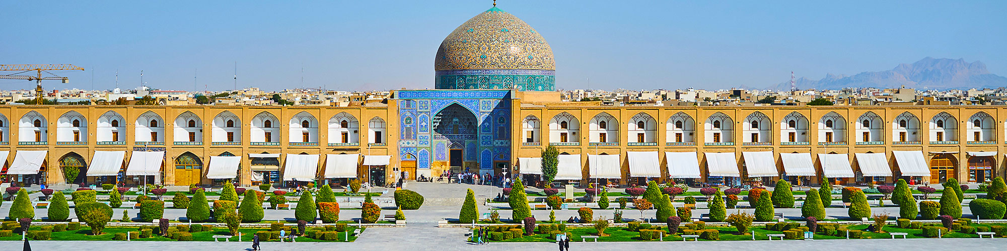Persia, vestigios de un imperio - EL PAIS Viajes