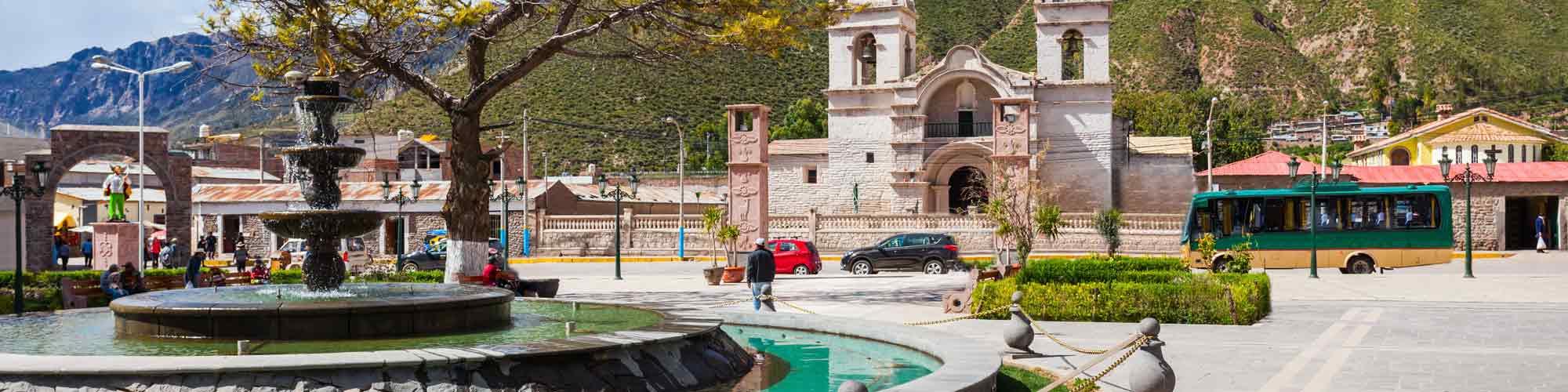 Perú, un paraíso por descubrir - El Pais Viajes